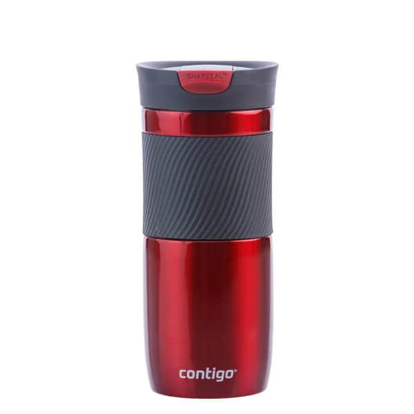 Byron termo puodelis (470 ml), raudona