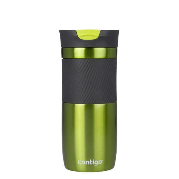 Byron termo puodelis (470 ml), ryški žaliųjų citrinų