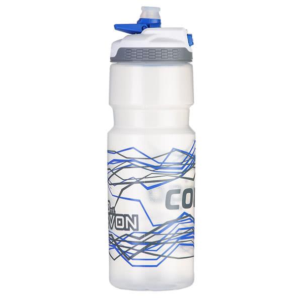 Devon vandens gertuvė, mėlyna