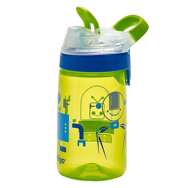 Gizmo Sip vaikiška gertuvė, Robotų žalsvai geltona