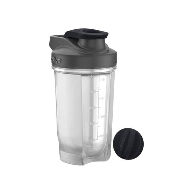 Shake & Go FIT (590 ml) vandens gertuvė, juoda