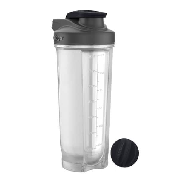 Shake & Go FIT (820 ml) vandens gertuvė, juoda